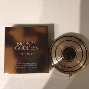 Estee Lauder Makeup - Bronze Goddess Estée Lauder - BG Powder gelee 02